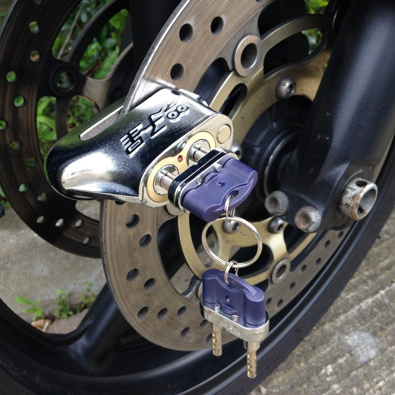 mejor antirrobo para motocicleta