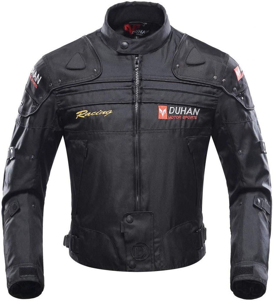 chaqueta de moto mas segura