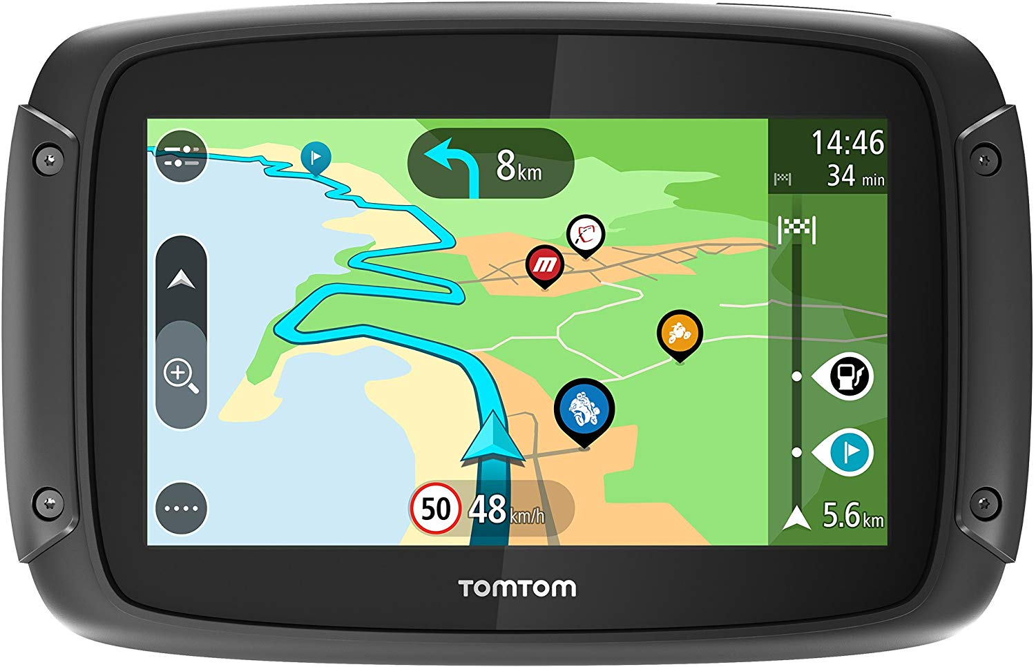 tom tom comprar opiniones amazon gps moto