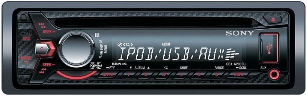 sony radio coche amazon comprar opiniones